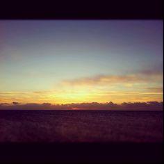Sunrise off of South Roosevelt blvd