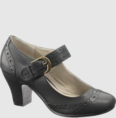 Lolita Mary Jane - Women's - Dress Shoes - H2695296E | Hushpuppies