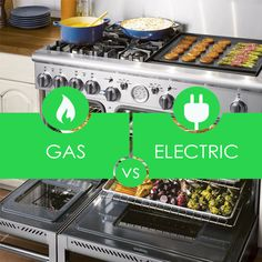 Gas appliances have been around for many years but only now has the appreciation for them reached the level it should! More info on our website. Link in BIO.