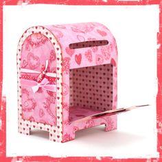 tradicionales cajas de san valentín