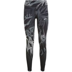 Nike Epic Lux Flash Stretch Leggings (605370 PYG) ❤ liked on Polyvore featuring activewear, activewear pants, leggings, pants, nike, nike activewear pants, nike sportswear and nike activewear