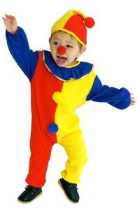Baby Kids Carnival Clown Halloween Costumes Role Play Toddlers Cosplay Party Jumpsuit Small ** Inspect this amazing product by going to the link at the photo. (This is an affiliate link). Halloween Party Kostüm, Clown Halloween Costumes, Halloween Dress, Halloween Outfits, Halloween Cosplay, Halloween Christmas, Halloween Kids, Cosplay Costumes, Halloween Night