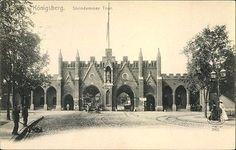 Königsberg Ostpreußen, Steindammer Tor, 1900