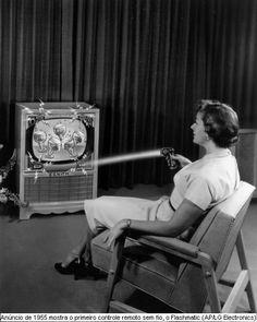 Eugene Polley - Remote Control inventor RIP