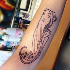 31 Gorgeous Tattoos Inspired By Famous Artists
