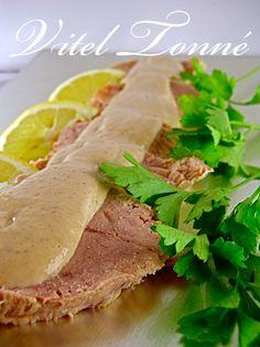 Vitello tonnato Carne, Finger Food, Buffet, Main Dishes, Sandwiches, Tacos, Mamma, Ethnic Recipes, Drink