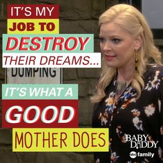 Really, Bonnie? | Baby Daddy Quotes