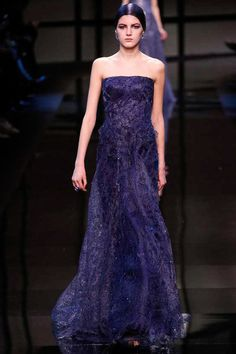 Armani Privé | Spring 2014 Couture Collection | Style.com