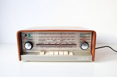 Vintage Philips  A5X93A  EXCELLENT       8-TUBE TUNER. 1962. FULL BLOWN STEREO!  (Transistorized stereo-decoder) LW/AM/2xSW/FM.Nice steam-bent wooden housing. Heard my first HiFi-stereo broadcast through this one and was lost. (In the house of Ir.L. Blok, from P.I.T division of Philips, designer of highfrequent generators.) The house was fitted by numerous 9710/M speakers by a former PHILIPS ELA-owner. (Lead singer of THE KIK owns one)