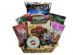 Cancer Patient Get Well Basket