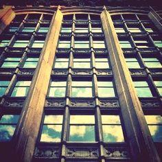 #mountreal #city #canada #architecture #window