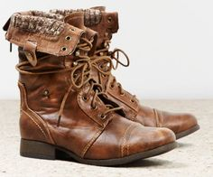 AE combat boots