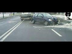 Accident in Bacau, surprins de camera de bord The Originals, Youtube, Youtubers, Youtube Movies