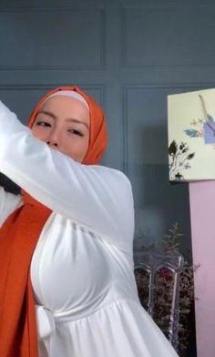 Lovely Shower Caps Waterproof Adult Kitchen Hat Dust Proof Smoke Proof Shampoo Shower Cap Cute Shower Caps Bathroom Products - Her Crochet Hijab Teen, Arab Girls Hijab, Muslim Girls, Beautiful Muslim Women, Beautiful Hijab, Beautiful Asian Girls, Muslim Women Fashion, Modern Hijab Fashion, Fashion Muslimah