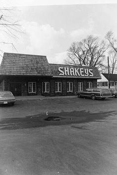 Shakey's, 70's-80's+, Highland Indiana