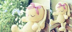 El patrón de este amigurumi como todos los que hago por encargo no se vende ni se comparte   A primeros de año, una clienta de Patricia, d...