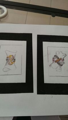 Bilge SAR Aysel SHARR jewellery 2013 sketch