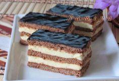 Fahéjas-mézes szelet Naan, Tiramisu, Cookies, Ethnic Recipes, Food, Crack Crackers, Eten, Cookie Recipes, Tiramisu Cake