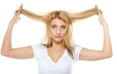 Dass unsere Haare so robust sind, haben wir dem Bestandteil Keratin zu verdanken. Wir zeigen Ihnen, wie Keratin hilft, Spliss und brüchiges Haar zu vermeiden und zu reparieren. Mehr dazu erfahren Sie auf Blick.ch Keratin Complex, Kerastase, Basic Tank Top, Shampoo, Beauty, Tank Tops, Fashion, Fashion Styles, Perm