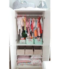 İkea hensvik- baby room Hensvik Ikea, Floral Nursery, Big Houses, Kidsroom, Baby Decor, Girls Bedroom, Wardrobe Rack, Baby Room, Nursery Ideas