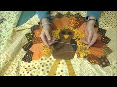 Another #tutorial by Jenny Doan and Jan Patek! #thanksgiving