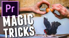 Awesome EDITING MAGIC by ZACH KING in Premiere Pro - YouTube