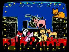 PlayStation - Jingle Cats (J) First Concert