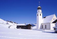 Wildschönau-Thierbach, Pfarrkirche Hl. Michael (Kufstein) Tirol AUT