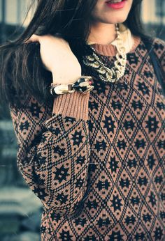 gorgeous vintage sweater