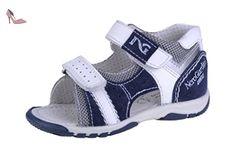 Nero Giardini Junior , {Chaussures premiers pas pour bébé (garçon) blanc blanc 23 - blanc - Cam Jeans/Grigio/Bianco, 20 EU - Chaussures nero giardini (*Partner-Link)