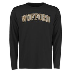 Wofford Terriers Everyday Long Sleeve T-Shirt - Black