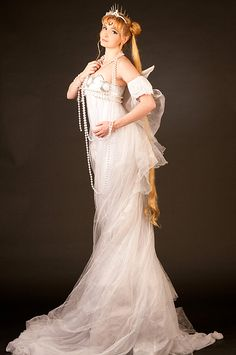 Absolutely gorgeous Princess Serenity cosplay. This is stunning! - 10 Princess Serenity Cosplays