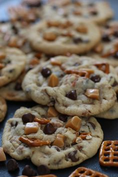 Panera\'s Kitchen Sink Cookie - A large, shareable cookie with semi ...