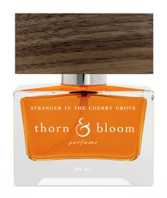 from $12 BUY NOW This perfume from Thorn & Bloom evokes an aged, yet distinguished energy by combining smoke, leather, and cherrywood notes. A dark fragrance that seems to morph with each inhale, it's one to spritz on when you want to leave a lingering impression.