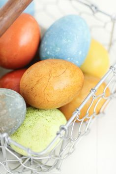 Dyeing Eggs With Tea | Thirsty For Tea