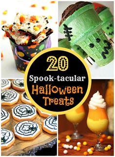 20 Spook-tacular Halloween Treats