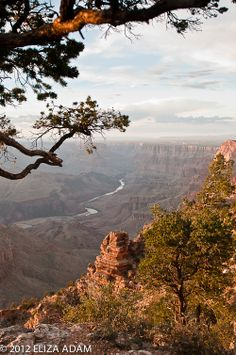 drylands - Sunset, Grand Canyon National Park, Arizona