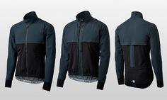 the black kanaya jacket by pedaled 2016 Bike Wear, Cycling Jerseys, Motorcycle Jacket, Rain Jacket, Windbreaker, Jackets, How To Wear, Black, Fashion