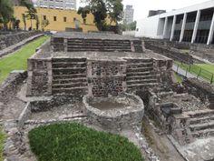 Altar em Tlatelolco -  Cidade do México