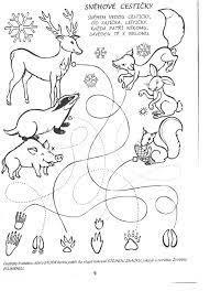 """Képtalálat a következőre: """"zvířátka a mláďátka pracovní list"""""""