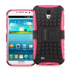 KAYSCASE ArmorBox Cover Case for Samsung Galaxy S4 SIV S IV Mini Smart Phone (Pink) KaysCase http://www.amazon.com/dp/B00DVM4VZY/ref=cm_sw_r_pi_dp_7ArNub1W0SN1P