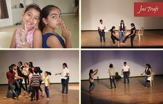 A theatre workshop that will bring out your child's artistic abilities. Your children will be introduced to Voice Modulation, Body language, Emotions, Story Telling, Basic Acting & more. #TheatreWorkshop @bookmyshow / @mycity4kids / @eventshighapp
