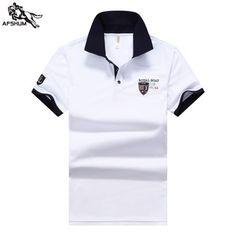New Fashion Brand Polo Shirts Men Summer Short Sleeve Slim Shirt Cotton Men Casual Tee Shirts Fashion Brand, New Fashion, Casual Shirts, Tee Shirts, Shirt Men, Embroidered Polo Shirts, Polo Shirt White, Classic T Shirts, Men Casual