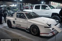 As entertaining as it is to watch, my mission, like Dino and Blake's, was tohunt out someinteresting carsandshare them with you. As I walked by Nakanihon Automotive College's Mitsubishi Starion, I could feel myself being pulled towards it as if it had its very own gravitational field. The complete aggressiveness of the aero kit and …