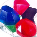 Gems are a Girl's Best Friend - Soap Tutorial