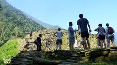 Ruinas de la Ciudad Perdida #Lostcitytrek #Nature #Travellers #Adventures #Welovetravel #Cultures