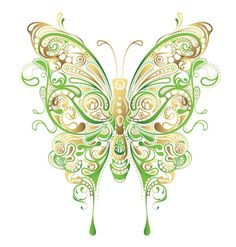 Butterfly art name: abstract floral butterfly vector art clipart vetor, vet Butterfly Outline, Cartoon Butterfly, Butterfly Clip Art, Butterfly Drawing, Green Butterfly, Butterfly Pattern, Butterfly Illustration, Butterfly Artwork, Butterfly Images