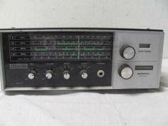 Heathkit AM/Short Wave Radio Model SW-717