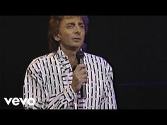Barry Manilow Sings EVEN NOW. Jacksonville, FL 2-18-2018 - YouTube