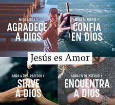 #Jesús ✝️ es #Amor ♥️